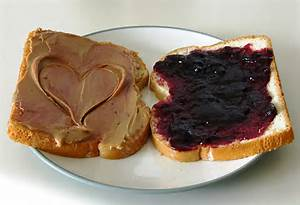 Peanut Butter and Jelly!